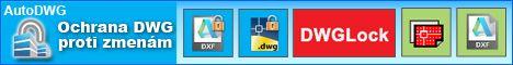 DWGLock - ochrana DWG súboru