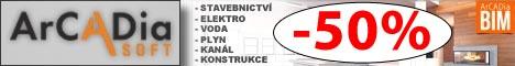 ARCADia BIM - 50%