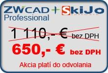 ZWCAD + SkiJo bezplatne