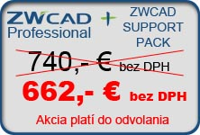 zwcad + support pack