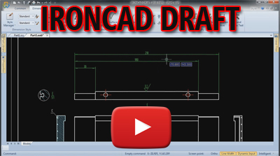 IronCAD Draft