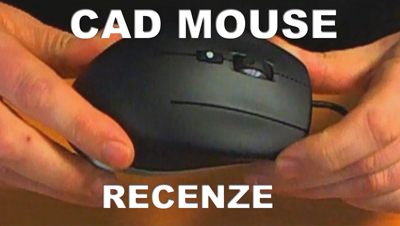 CADMOUSE - Video Recenze