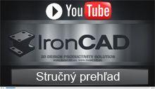 IronCAD - Stručný Prehľad (YouTube)