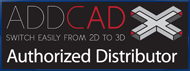 AddCAD Authorized Distributor