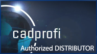 CADprofi Authorized Distributor