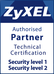 ZyXEL Tecnical Certification Security Level 1 & 2